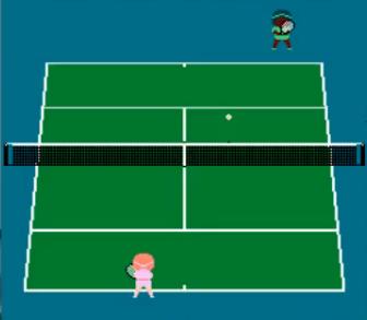 ファミリーテニス