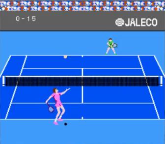 燃えろ!!プロテニス