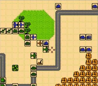 戦車戦略 砂漠の狐
