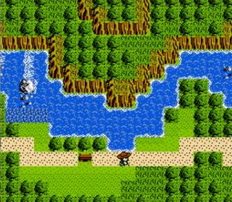 川のぬし釣り