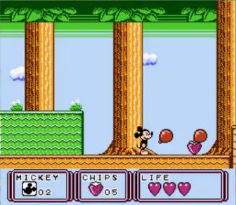 ミッキーマウスIII 夢ふうせん