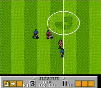 Jリーグファイティングサッカー